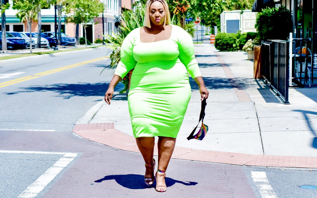 Lime Green Me Please: The Bright Slay Collection Summer Slay Days
